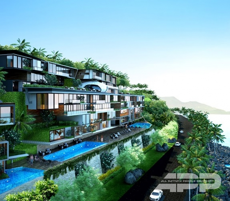 Nirvana SeaView Condominium